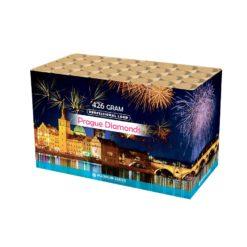 Prague Diamonds | Cakes & Barrages | Dynamic Fireworks
