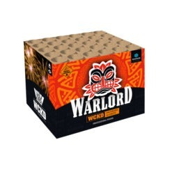 WCKD Warlord | Cakes & Barrages | Dynamic Fireworks