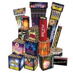 Combo 4 Supreme Firework Display Pack