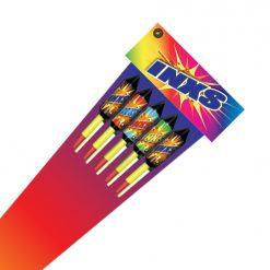 Inxs Rocket 5 Pack