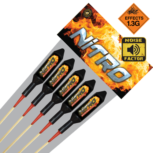 Nitro-Rockets