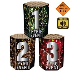 Pyro Event 3 Pack