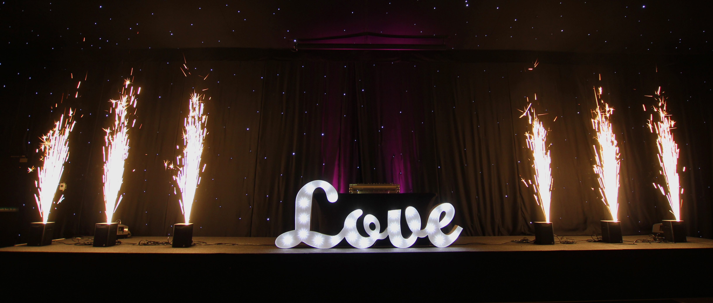 Sparktacular Love Stage