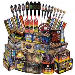 Connoisseur Display Fireworks Pack/Combo 10