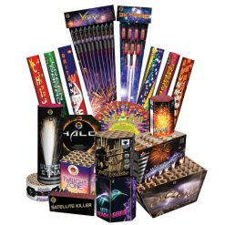 Demon Low Noise Firework Display Pack