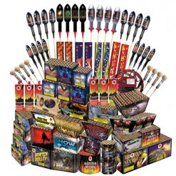 Invincible Display Fireworks Pack/Combo 11