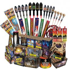 Premier Display Fireworks Pack/Combo 9