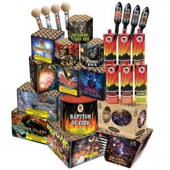 Pro Fireworks Shop Bumper