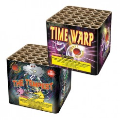 timewarp-tempest 36 shot large bore cake