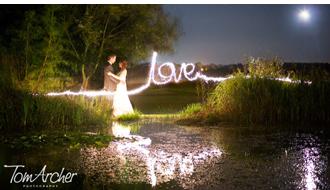 Moreves-barn-wedding-sparklers