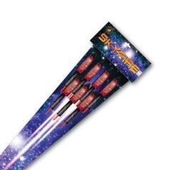 Sky Fire Rocket Pack