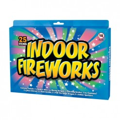 Indoor Firework Pack