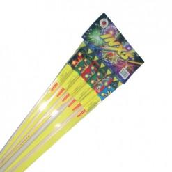Inxs Firework Rockets 5 Pack