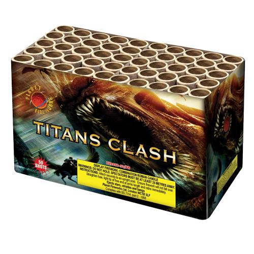 Titans Clash 1