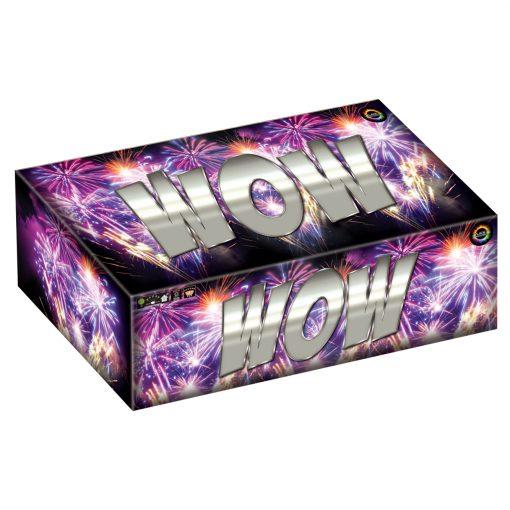 WoW Box 45 shots compound fireworks