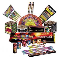 Combo 2 Firework Display Pack