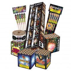 Combo 3 Firework Display Pack